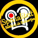 Bakkerij de Bakkertjes Sticker Specialiteit Uniek